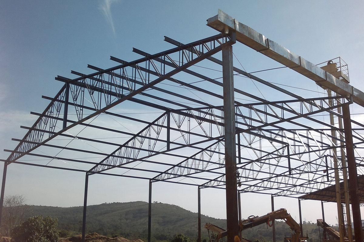 Estruturas Metálicas BH