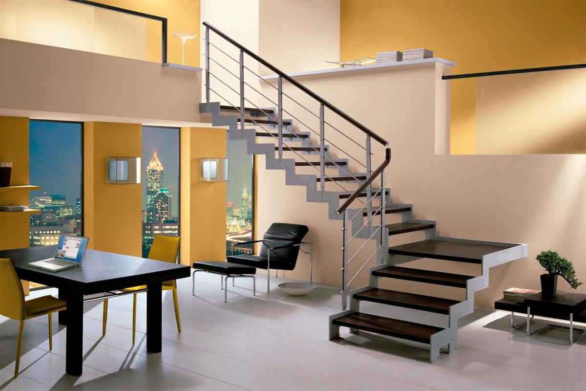 Escadas Metálicas BH